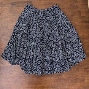 LuLaRoe M Madison Skirt.